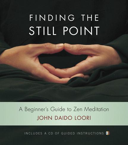 Bild på Finding the still point - a beginners guide to zen meditation