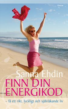 Bild på Finn din energikod - få ett rikt, lyckligt och självläkande liv