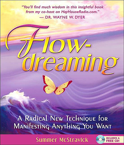 Bild på Flowdreaming - a radical new technique for manifesting anything you want