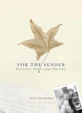 Bild på For the sender - four letters. twelve songs. one story.
