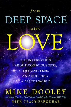 Bild på From deep space with love - a conversation about consciousness, the univers