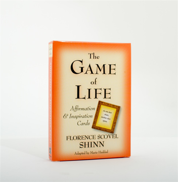 Bild på Game Of Life Affirmation And Inspiration Cards (52 Card Deck