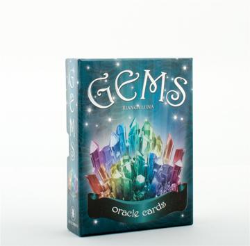 Bild på Gems Oracle Cards