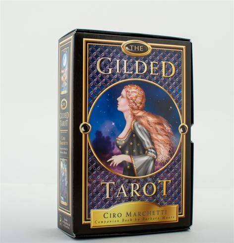 Bild på Gilded tarot
