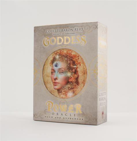 Bild på Goddess Power Oracle Cards