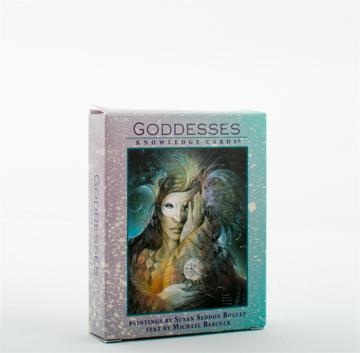 Bild på Goddesses Knowledge Cards (48 Cards)
