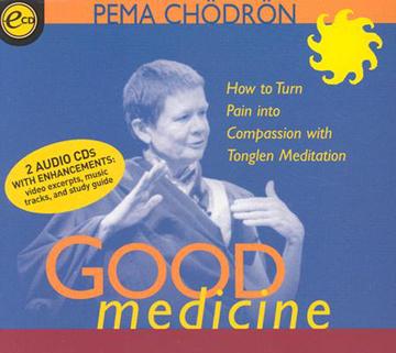 Bild på Good Medicine: How to Turn Pain Into Compassion with Tonglen Meditation