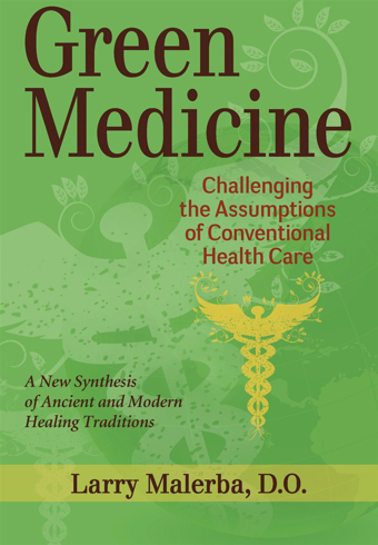 Bild på Green medicine - reconsidering our approach to healing