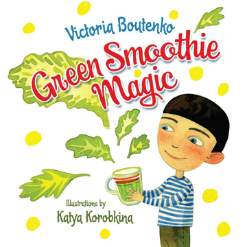 Bild på Green Smoothie Magic