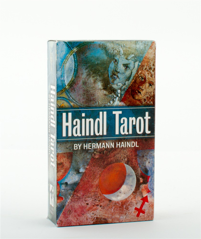 Bild på Haindl Tarot Deck (78-Card Deck)