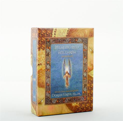 Bild på Healing med änglarna orakelkort