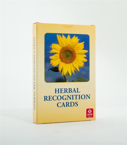 Bild på Herbal Recognition Cards (49 kort)