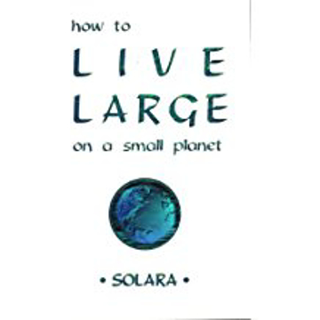 Bild på How To Live Large On A Small Planet