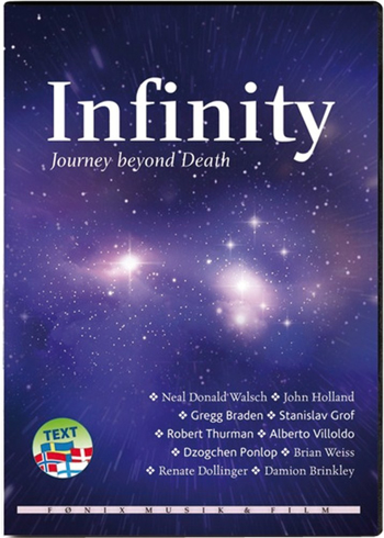 Bild på Infinity : journey beyond Death