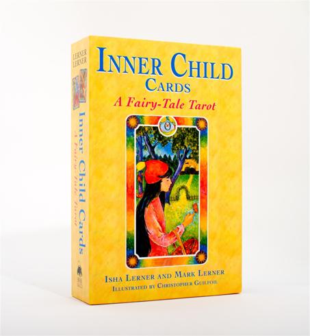 Bild på Inner Child Cards: A Journey Into Fairy Tales, Myth & Nature