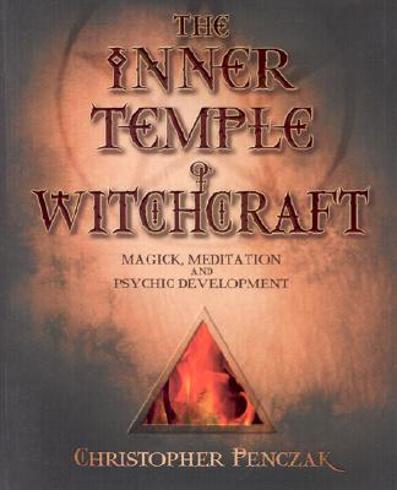 Bild på Inner temple of witchcraft - magick, meditation and psychic development