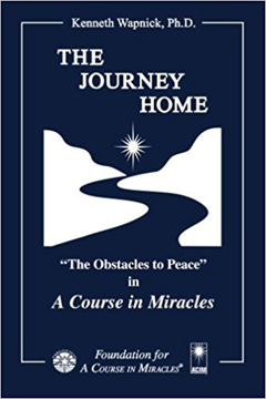 "Bild på Journey Home: ""The Obstacles To Peace"" In A Course In Miracl"