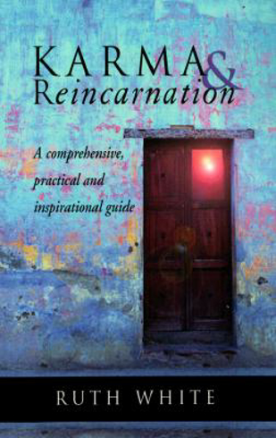 Bild på Karma & Reincarnation: A Comphrensive, Practical and Inspirational Guide
