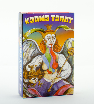 Bild på Karma Tarot: 78-Card Deck