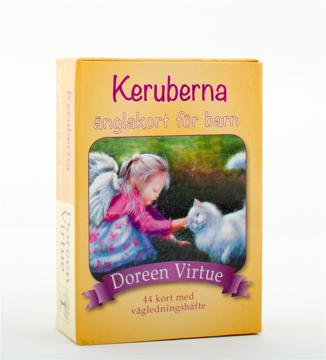 Bild på Keruberna - änglakort för barn