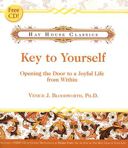 Bild på Key to Yourself: Opening the Door to a Joyful Life from Within [With CD]