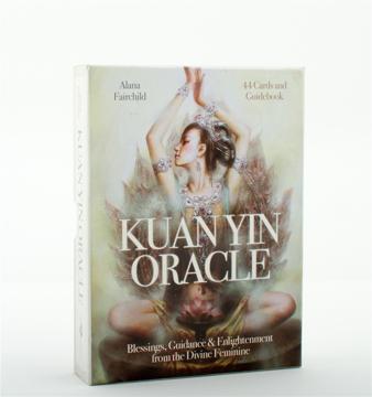 Bild på Kuan Yin Oracle