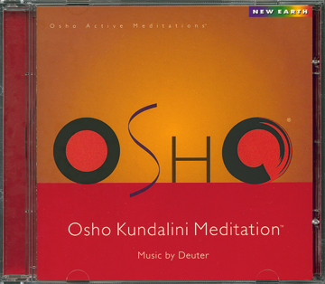 Bild på Kundalini: Meditations Of Osho--Including Nataraj (Active Me