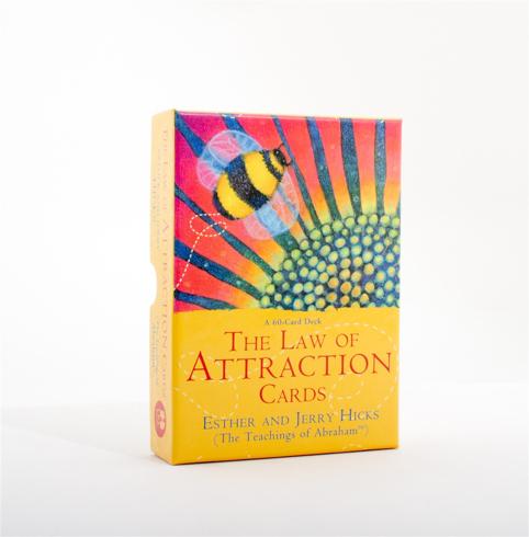 Bild på Law of attraction