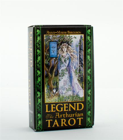 Bild på Legend - the arthurian tarot