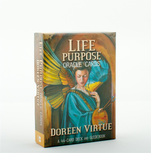 Bild på Life Purpose Oracle Cards