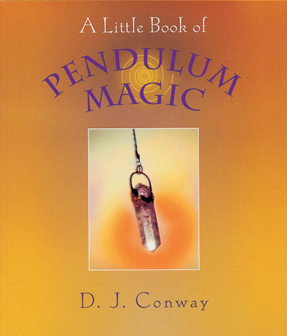 Bild på Little book of pendulum magic