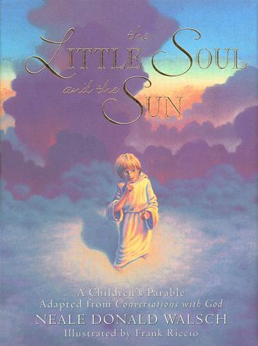 Bild på Little soul and the sun - a childrens parable