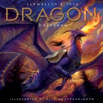 Bild på Llewellyn's 2020 Dragon Calendar