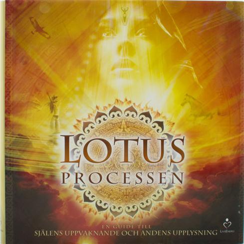 Bild på Lotusprocessen - bok