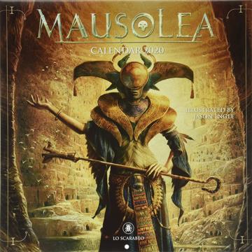 Bild på Mausolea Calendar 2020