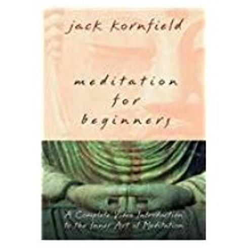 Bild på Meditation For Beginners (Dvd)