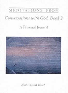 Bild på Meditations from conversations with god, book 2 - a personal journal