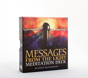 Bild på Messages from the Light Meditation Deck