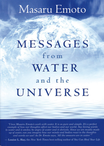 Bild på Messages from water and the universe
