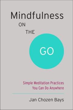 Bild på Mindfulness on the go (shambhala pocket classic)
