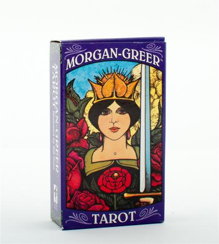 Bild på Morgan-Greer Tarot Deck