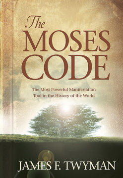 Bild på Moses code - the most powerful manifestation tool in the history of the wor