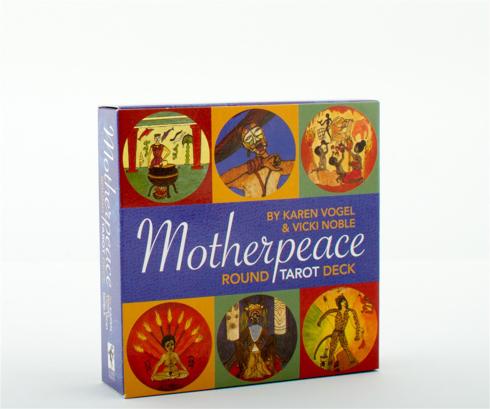 Bild på Motherpeace Tarot Deck