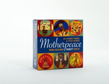 """Bild på Motherpeace Tarot Deck (Small) (3"""" Diameter)"""
