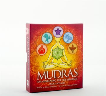 Bild på Mudras for Awakening the Five Elements