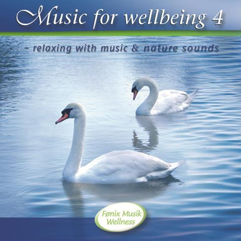 Bild på Music for wellbeing 4 CD