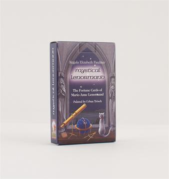 Bild på Mystical Lenormand Cards