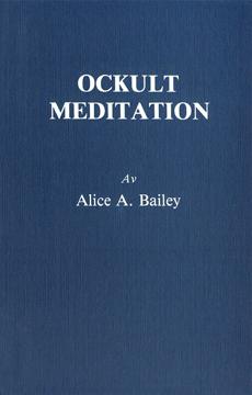 Bild på Ockult meditation (2u)