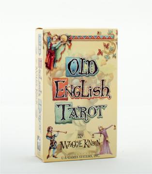 Bild på Old English Tarot Deck