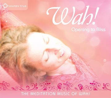 Bild på Opening to Bliss : The Meditation Music of Wah!